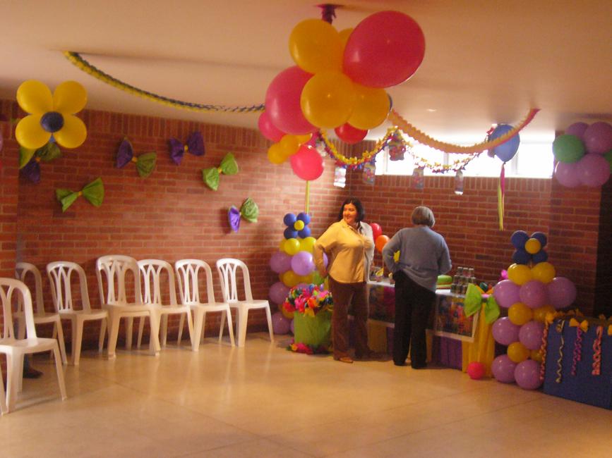 Image gallery decoracion fiestas - Ideas para cumpleanos adultos ...