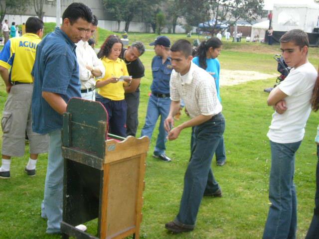 Juegos De Feria En Bogota Con Toro Mecanico Recreacion Infantil